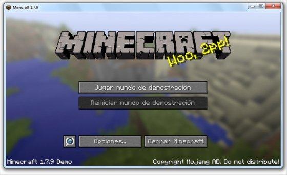Minecraft con Java instalado 3