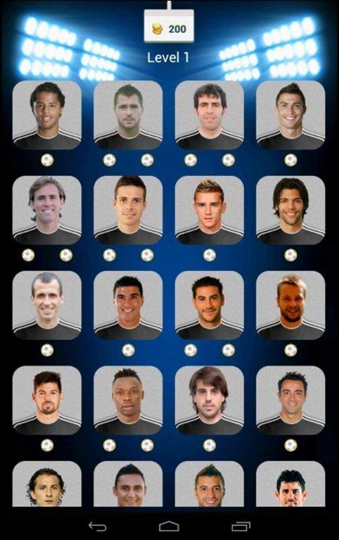 Juegos de tipo Trivial - La Liga Quiz