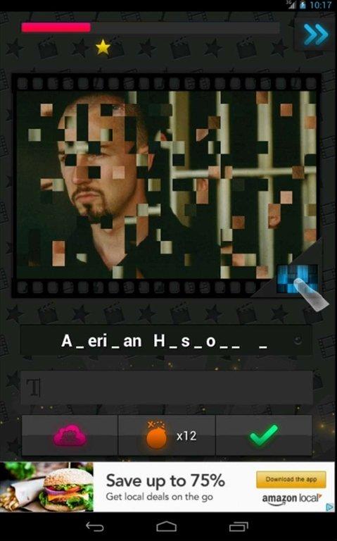 Juegos de tipo Trivial - Quizture Películas