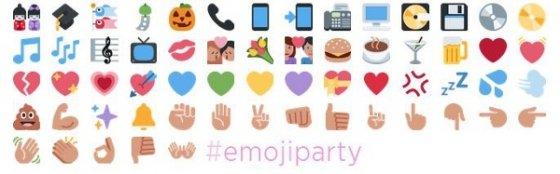 Emojis de Twitter