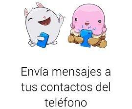 Stickers de Facebook Messenger