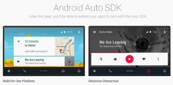 Android Auto SDK