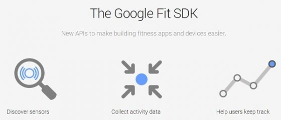 Google Fit SDK