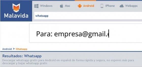 Búsqueda en Firefox