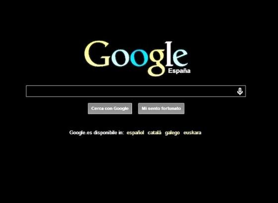 Google Chrome en alto contraste