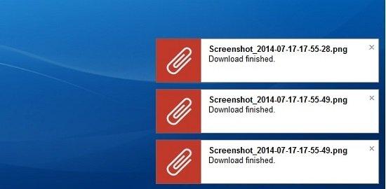 Recepción de archivos en nuestro PC