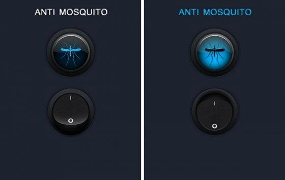 Interfaz de Anti Mosquito
