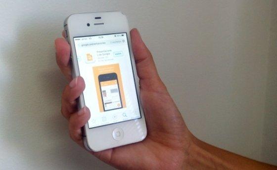 Slides para iOS