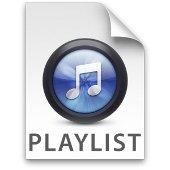 Organizar música y crear listas de reproducción