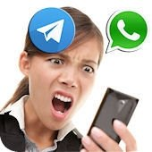 WhatsApp se cae y Telegram se tambalea en el borde del precipicio