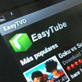 EasyTube para Android, descarga vídeos de YouTube en 2 pasos