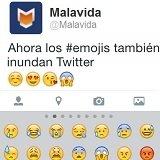 Los emojis más utilizados en Twitter