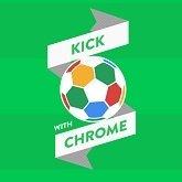 Kick with Chrome, minijuegos de fútbol en el nuevo experimento de Chrome