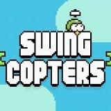 Swing Copters: ya disponible el nuevo juego del creador de Flappy Bird