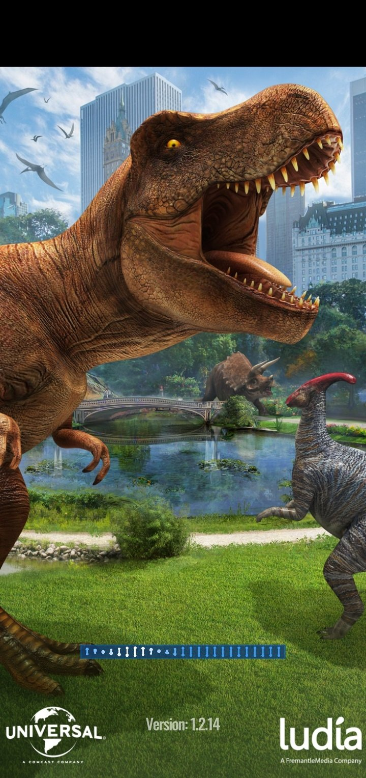 download jurassic world alive latest version for android
