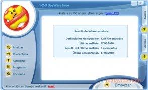 1-2-3 Spyware imagen 2 Thumbnail