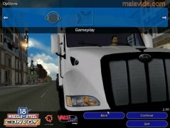 18 Wheels of Steel  Convoy 1.0 Demo imagen 2