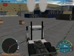 18 Wheels of Steel  Convoy 1.0 Demo imagen 4