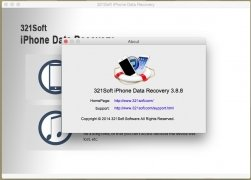321Soft iPhone Data Recovery imagen 2 Thumbnail