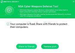 360 NSA Cyber Weapons Defense Tool image 3 Thumbnail