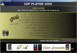 3GP Player image 3 Thumbnail