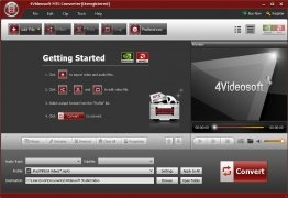 4Videosoft MTS Converter image 1 Thumbnail