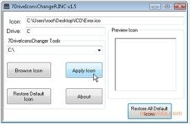 7DriveIconsChangeR.INC imagem 1 Thumbnail
