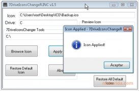7DriveIconsChangeR.INC Изображение 2 Thumbnail