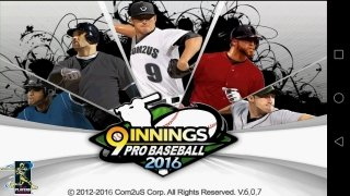 9 Innings: 2016 Pro Baseball Изображение 1 Thumbnail