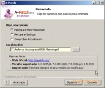 A-Patch MSN Messenger image 2 Thumbnail