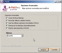 A-Patch MSN Messenger imagem 3 Thumbnail