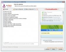A-Patch Windows Live Messenger imagen 3 Thumbnail