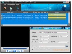 ABest Video to MOV MPEG Converter image 2 Thumbnail