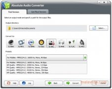 Absolute Audio Converter immagine 3 Thumbnail