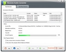 Absolute Audio Converter Изображение 4 Thumbnail