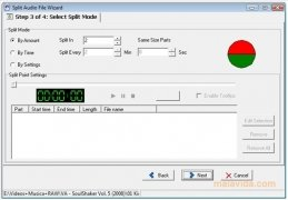 Absolute MP3 Splitter Converter image 3 Thumbnail
