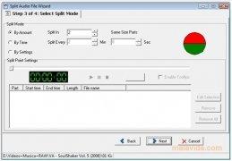 Absolute MP3 Splitter Converter Изображение 3 Thumbnail