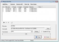 Absolute MP3 Splitter Converter Изображение 4 Thumbnail