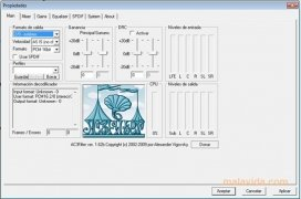 AC3 Audio Codec Изображение 1 Thumbnail