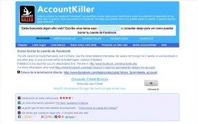 AccountKiller bild 6 Thumbnail