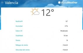 AccuWeather immagine 2 Thumbnail