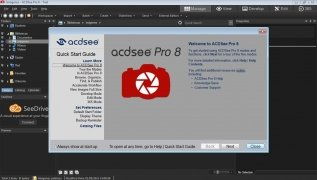 ACDSee Pro  8.0.262 imagen 1