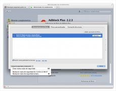Adblock Plus for Firefox image 3 Thumbnail
