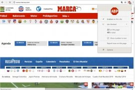 Adblock Plus per Chrome immagine 1 Thumbnail