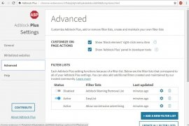 Adblock Plus pour Chrome image 3 Thumbnail