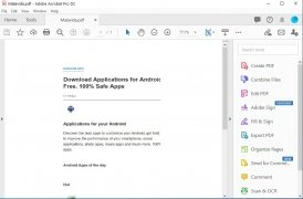 Adobe Acrobat Pro bild 3 Thumbnail