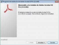 Adobe Acrobat Update  11.0.6 Español imagen 1