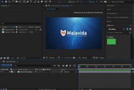 Adobe After Effects bild 1 Thumbnail