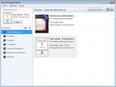 Adobe Digital Editions imagem 1 Thumbnail