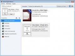 Adobe Digital Editions imagen 1 Thumbnail